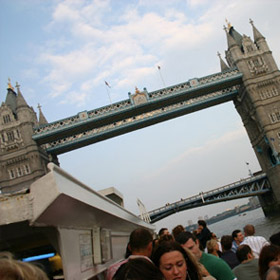 BeGood on The Thames I  at M.V Sundance - House Music London Photo Gallery
